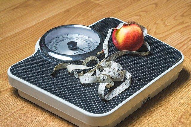 kontrola hubnutí