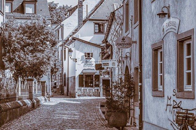 freiburg historické centrum