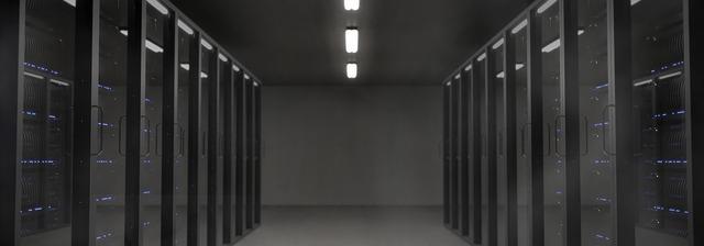 server místnost