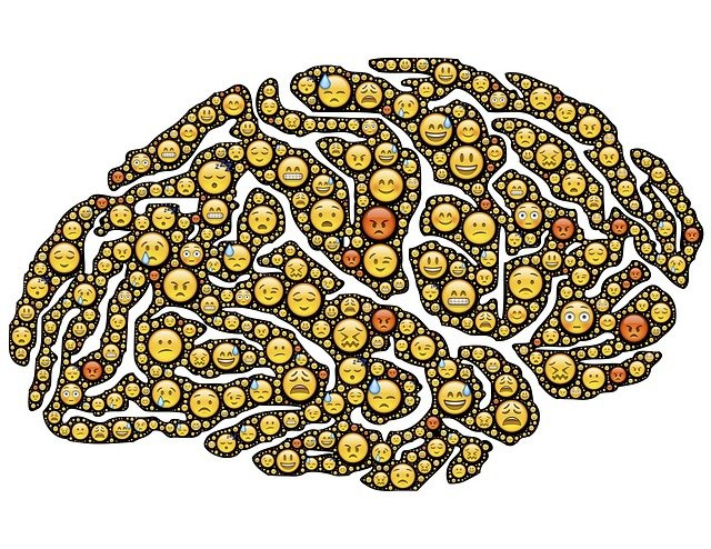 smajlíci v mozku